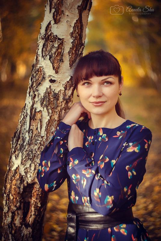 Наталья осенним утром))) - Аннета /Анна/ Шу
