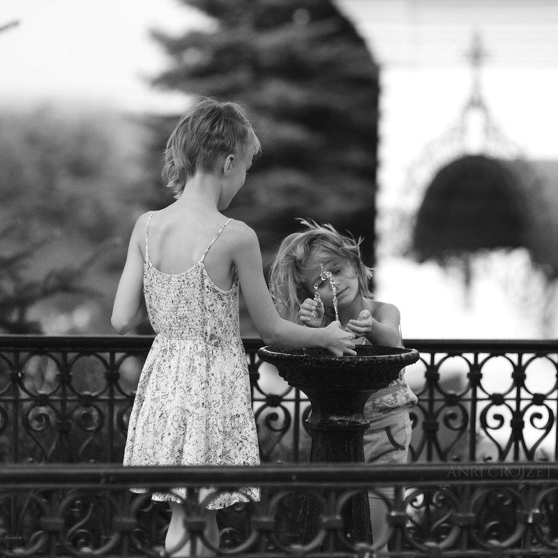 Childhood... - Anri Croizet