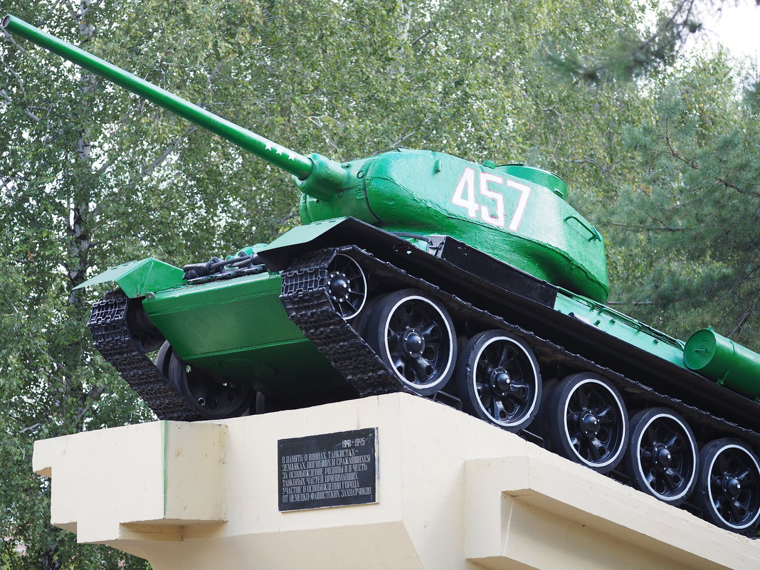 1941-1945, Памятник воинам-освободителям - Игорь Касьяненко