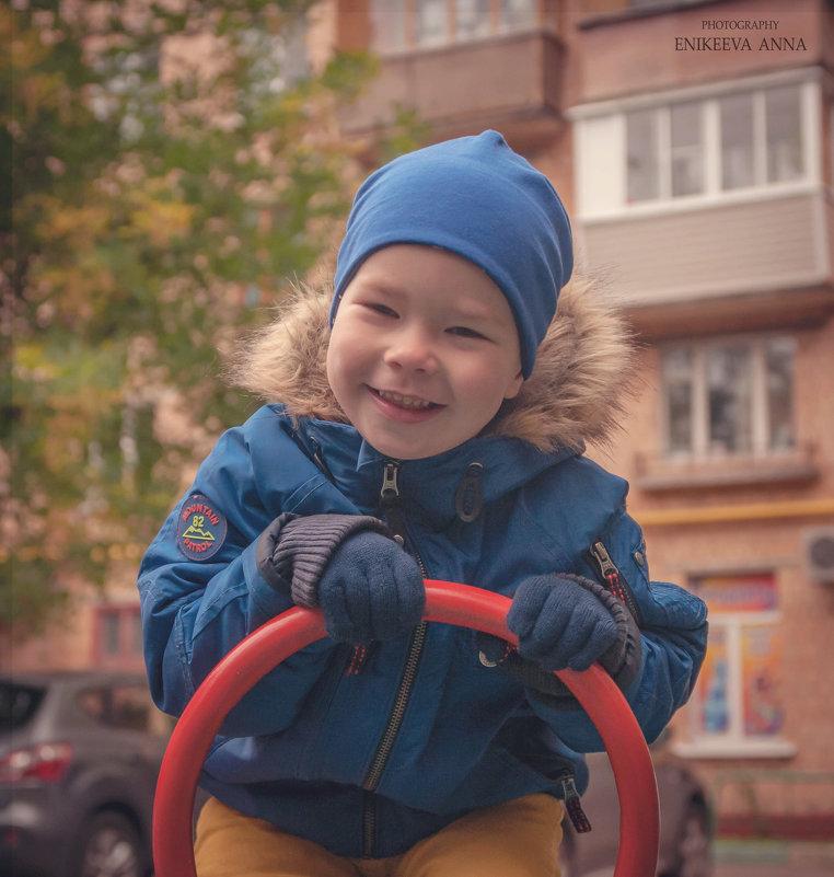 прогулка 2 - Anna Enikeeva