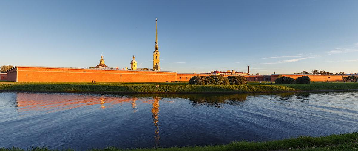 Петропавловская Крепость - Александр Кислицын
