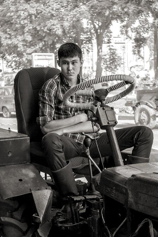 Механик. - Victor