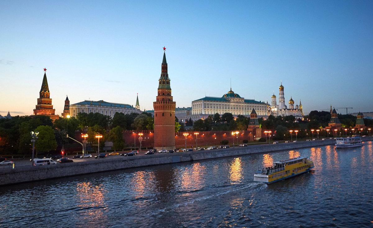 Кремль - Лариса Фёдорова