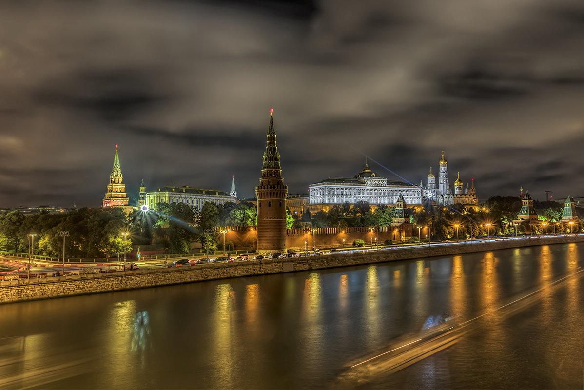 Москва. Кремль - Вячеслав Мишин