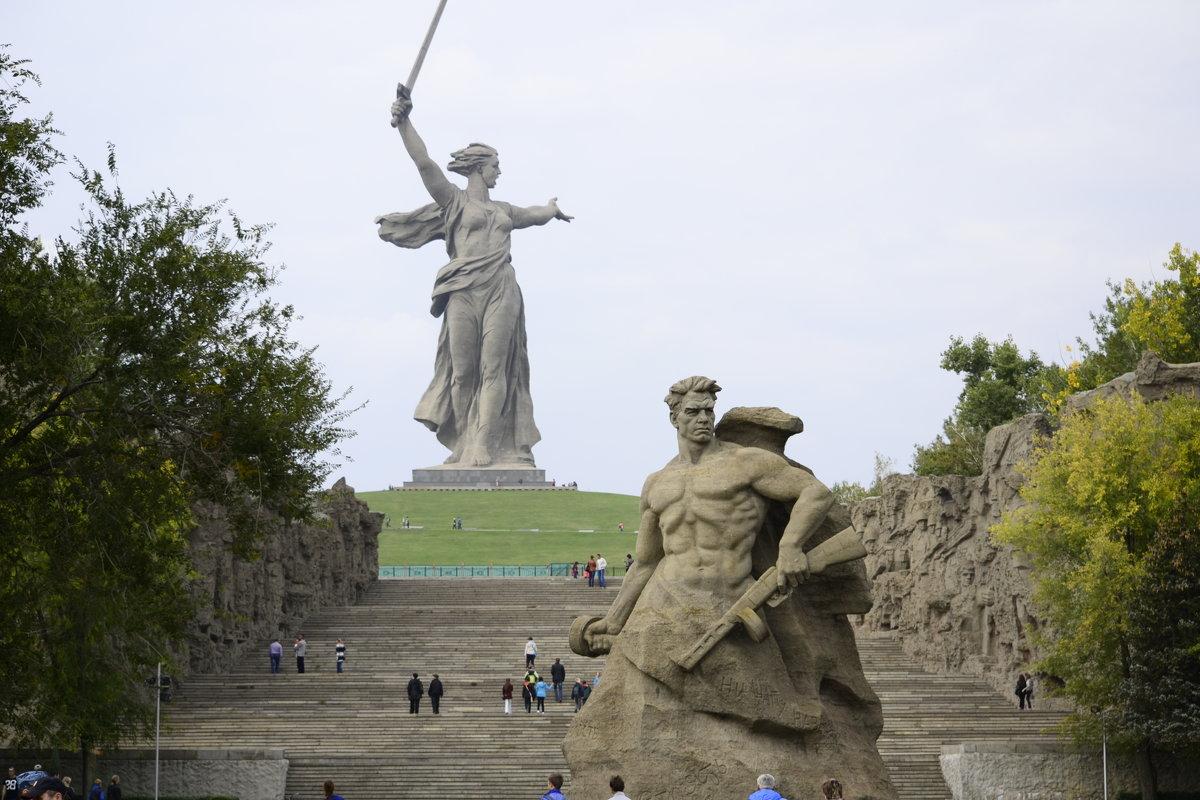 Главная высота России. - Aлександр **