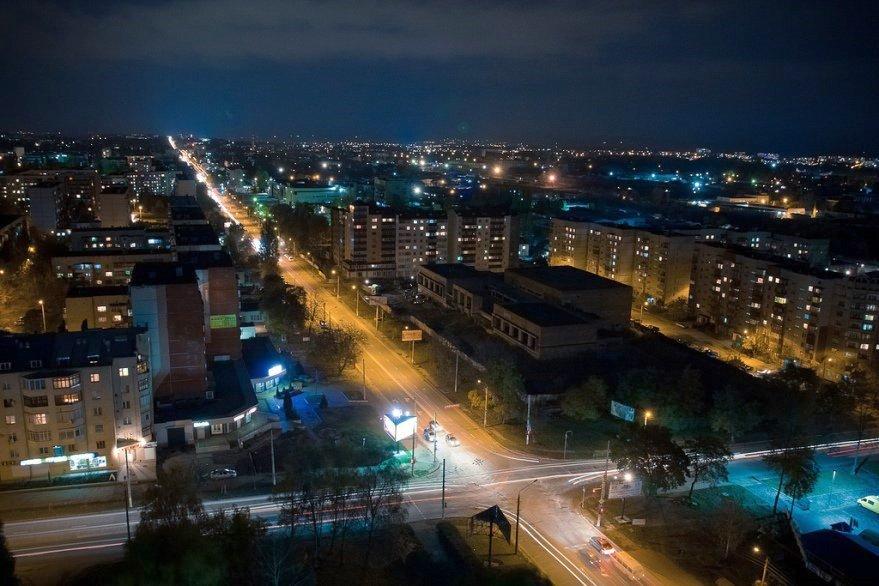 Чернівці нічні - Степан Карачко