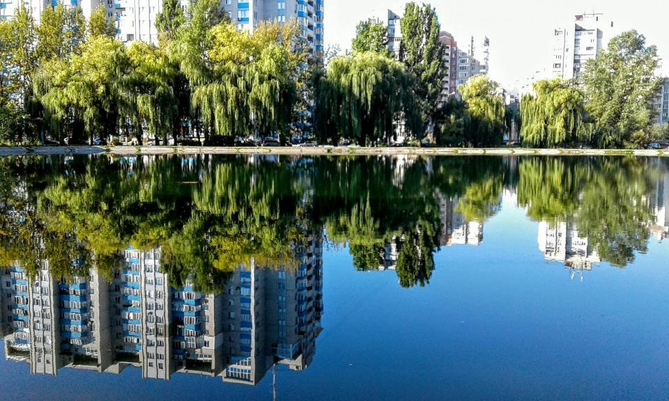 Отражение - Наталия Каминская