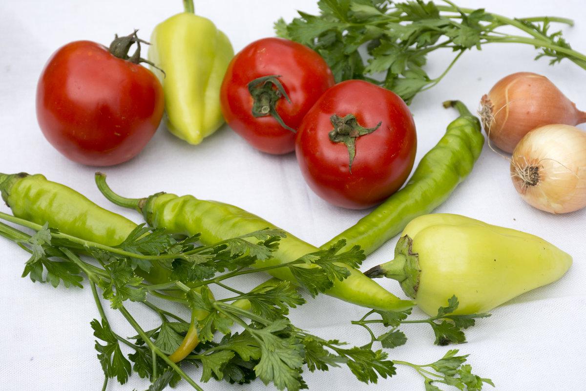 Просто овощи - azer Zade