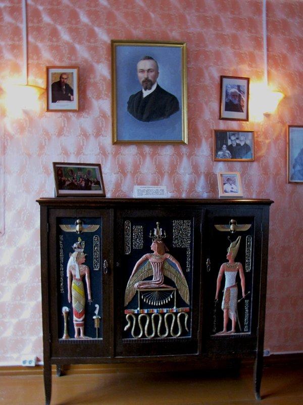 """Дача Винтера. Из серии """"Музеи России"""" - Ольга Иргит"""