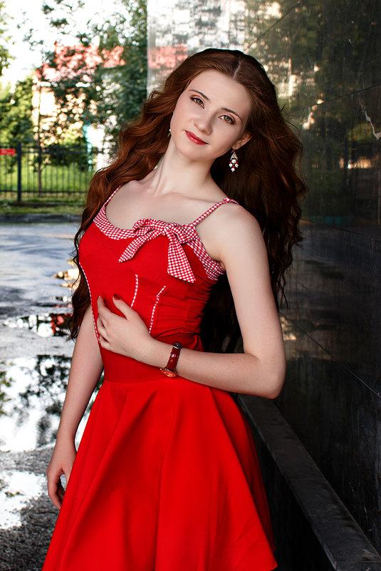 Аня - Вероника Пастухова