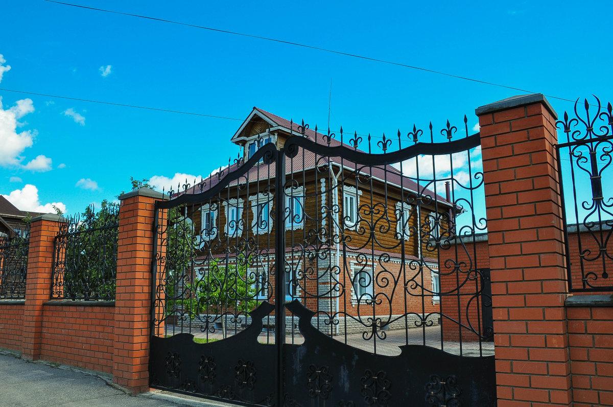 Жилой дом в Чкаловске - Сергей Тагиров
