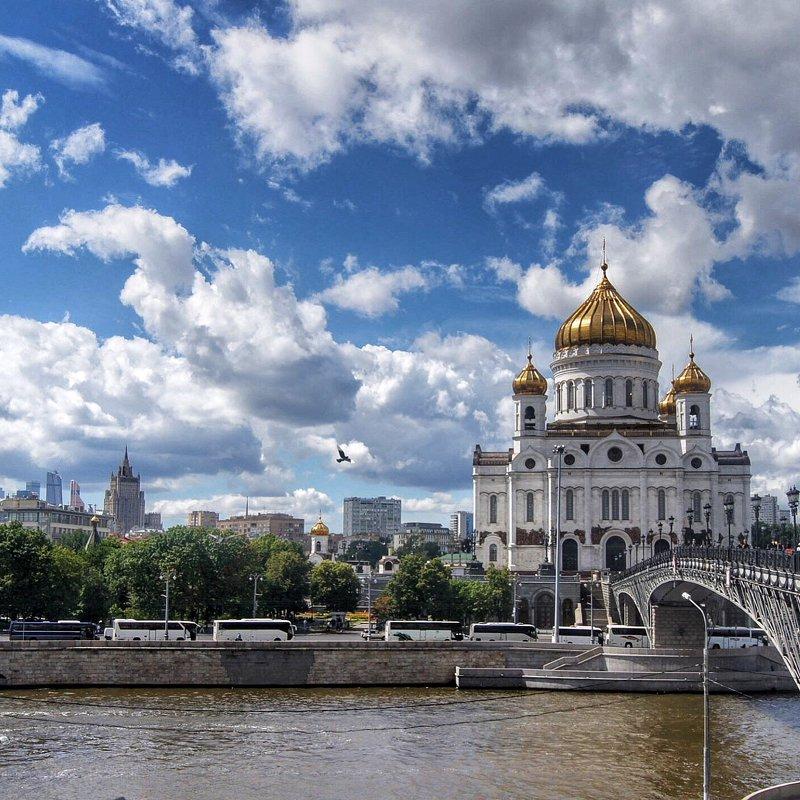 Патриарший Мост. Москва - Ирина ...