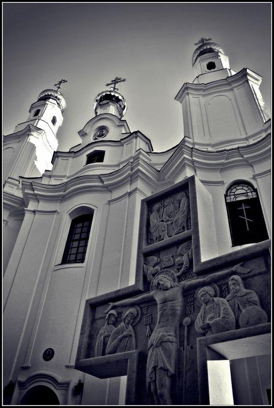 Свято-Покровский женский монастырь в Толочине - Дмитрий Анцыферов
