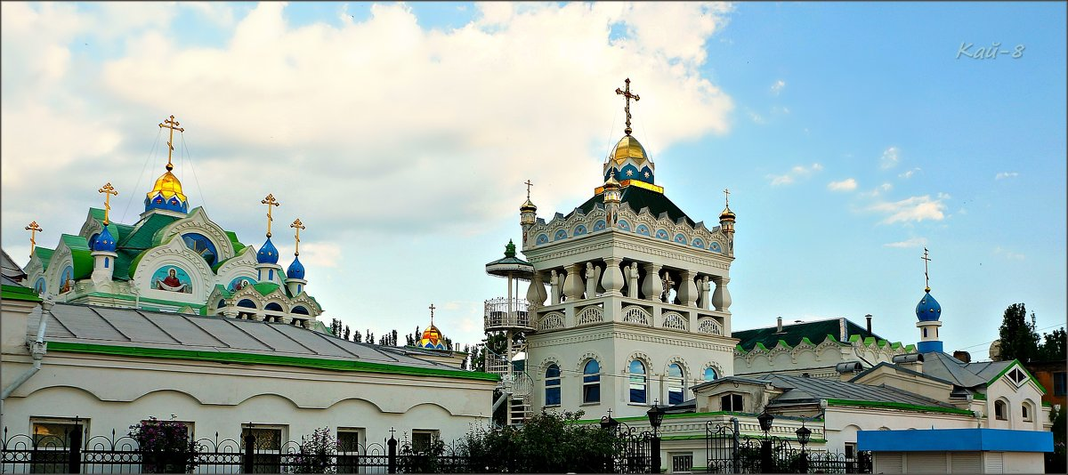 Церковь во имя святой великомученицы Екатерины - Кай-8 (Ярослав) Забелин