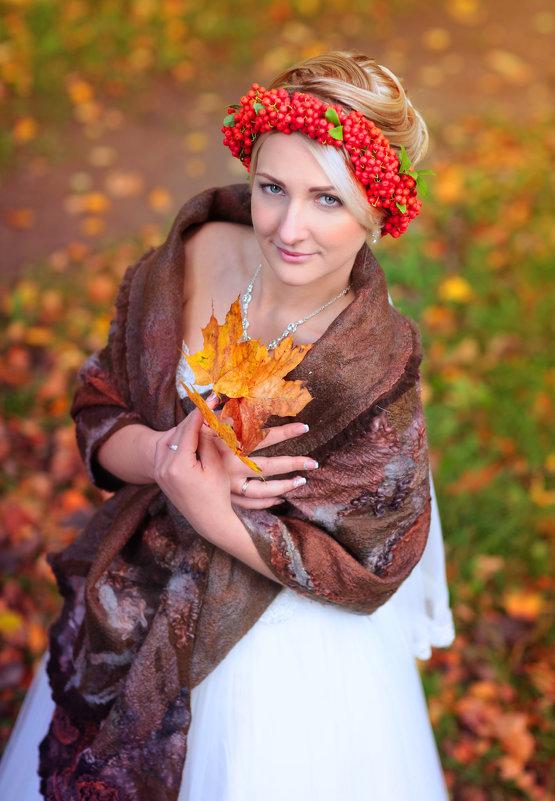 невеста Осень - Мила Гусева