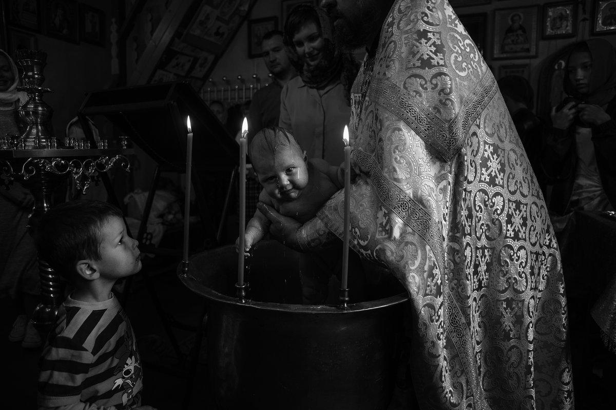 крещение - ira