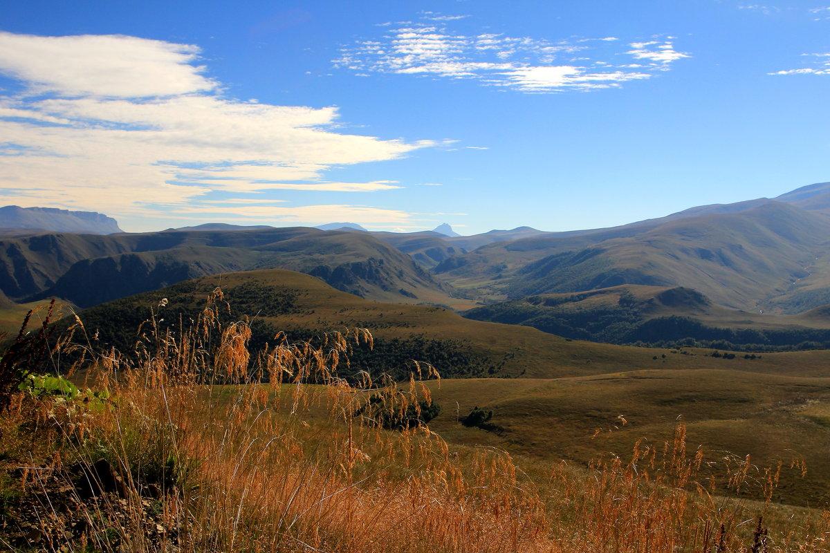 Осеннее утро в горах Приэльбрусья - Vladimir 070549