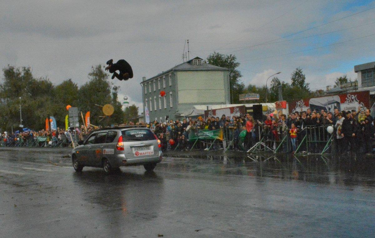 Авто-шоу - Ирина Бархатова