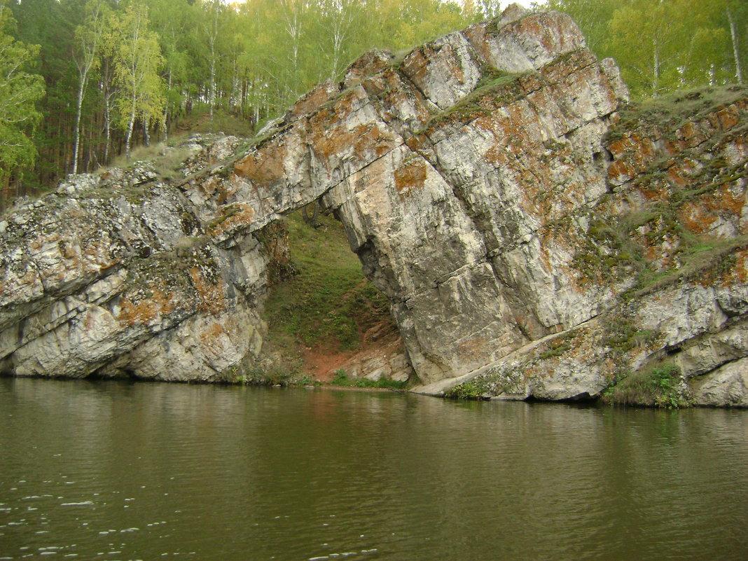 каменные ворота - Ольга Русакова