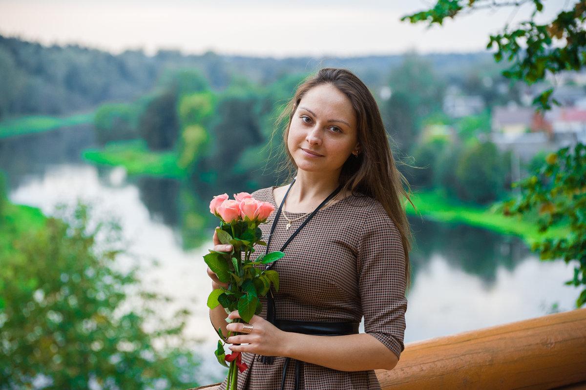 Розовые розы ... - Андрей Куприянов