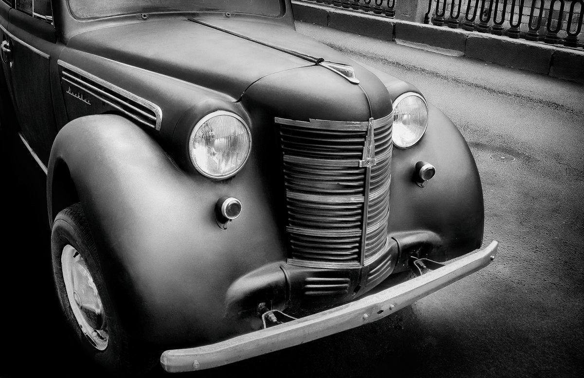 Москвич. Old Style. - Евгений Верещагин