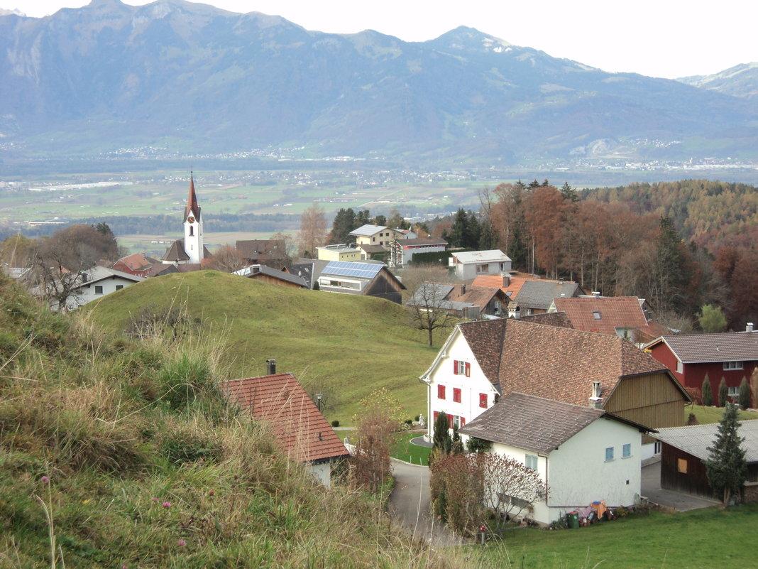 Альпийская деревня - kuta75 оля оля