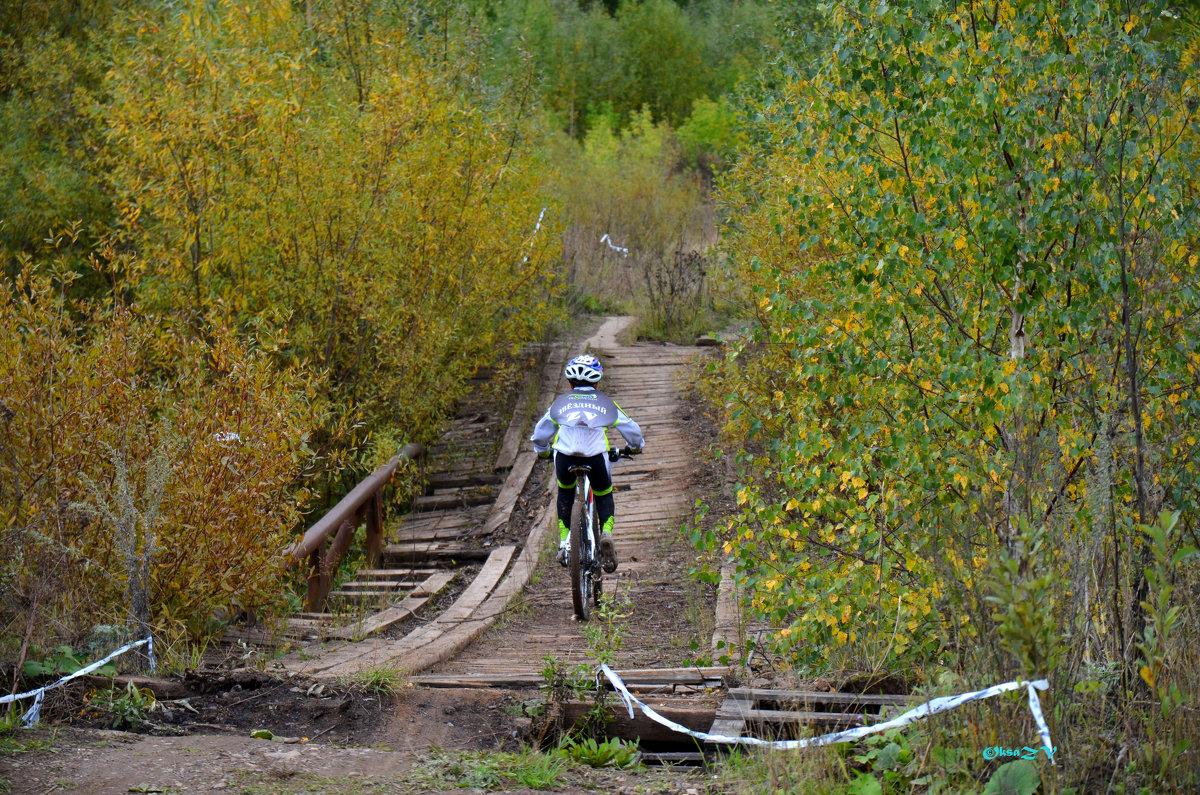 велоспорт-маунтинбайк - Оксана Грищенко