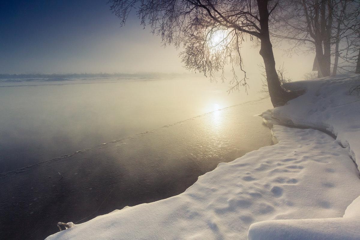 Ещё в тумане - Владимир Миронов