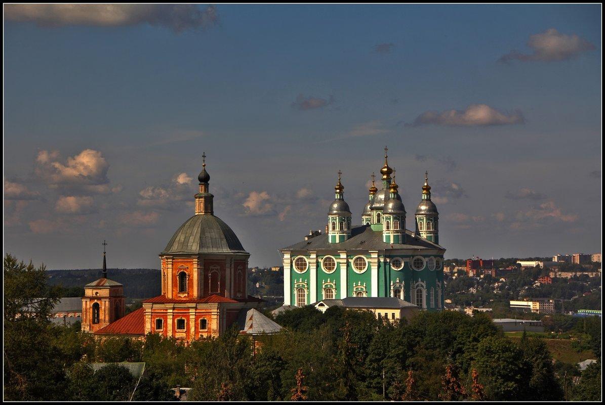 храмы Смоленска - Дмитрий Анцыферов
