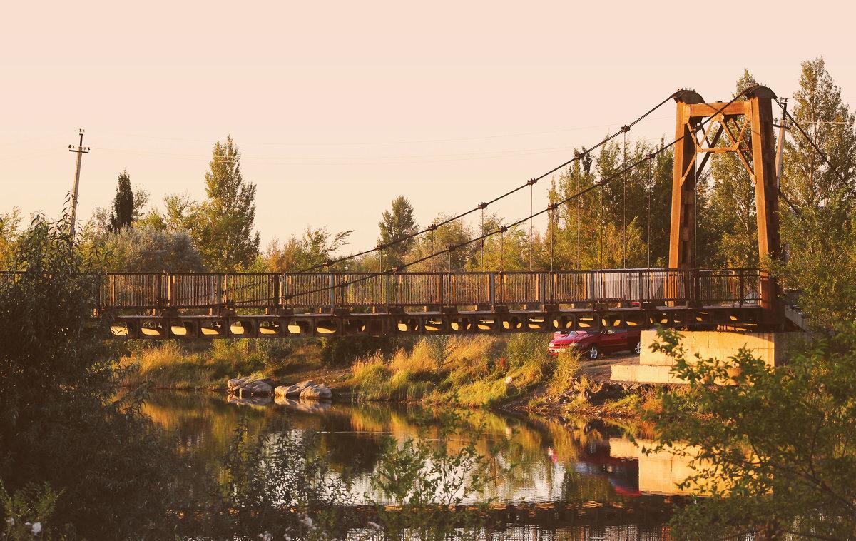 Мост - TATYANA PODYMA