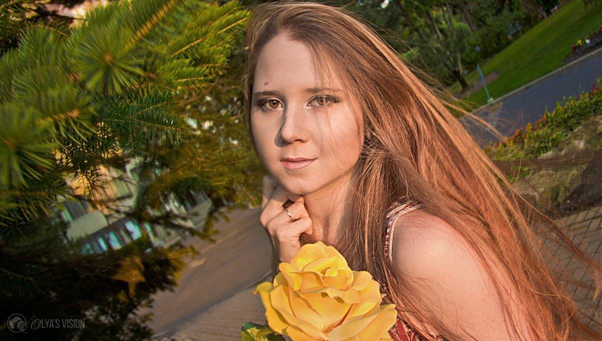 Yellow Rose - Ольга Москович