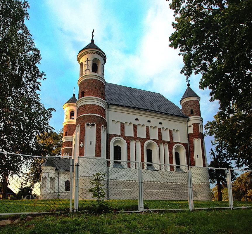 Оборонная церковь - Владимир