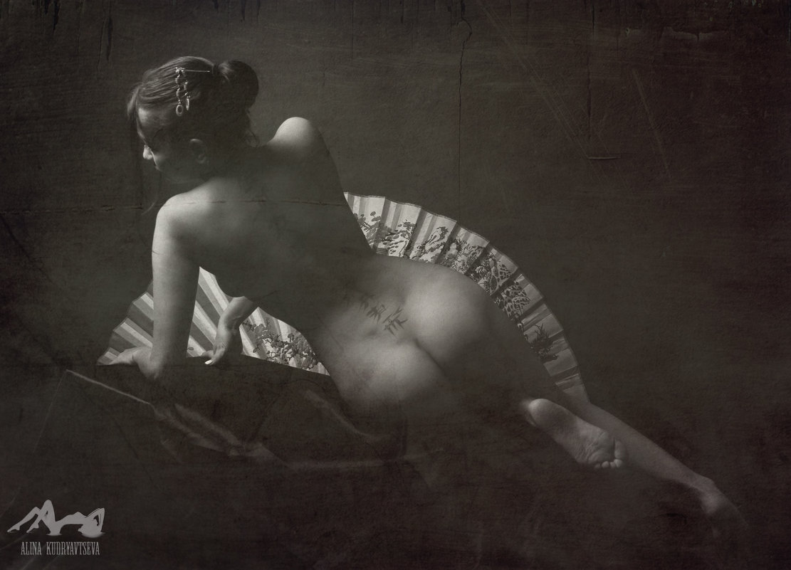 Японские мотивы - Алина Кудрявцева