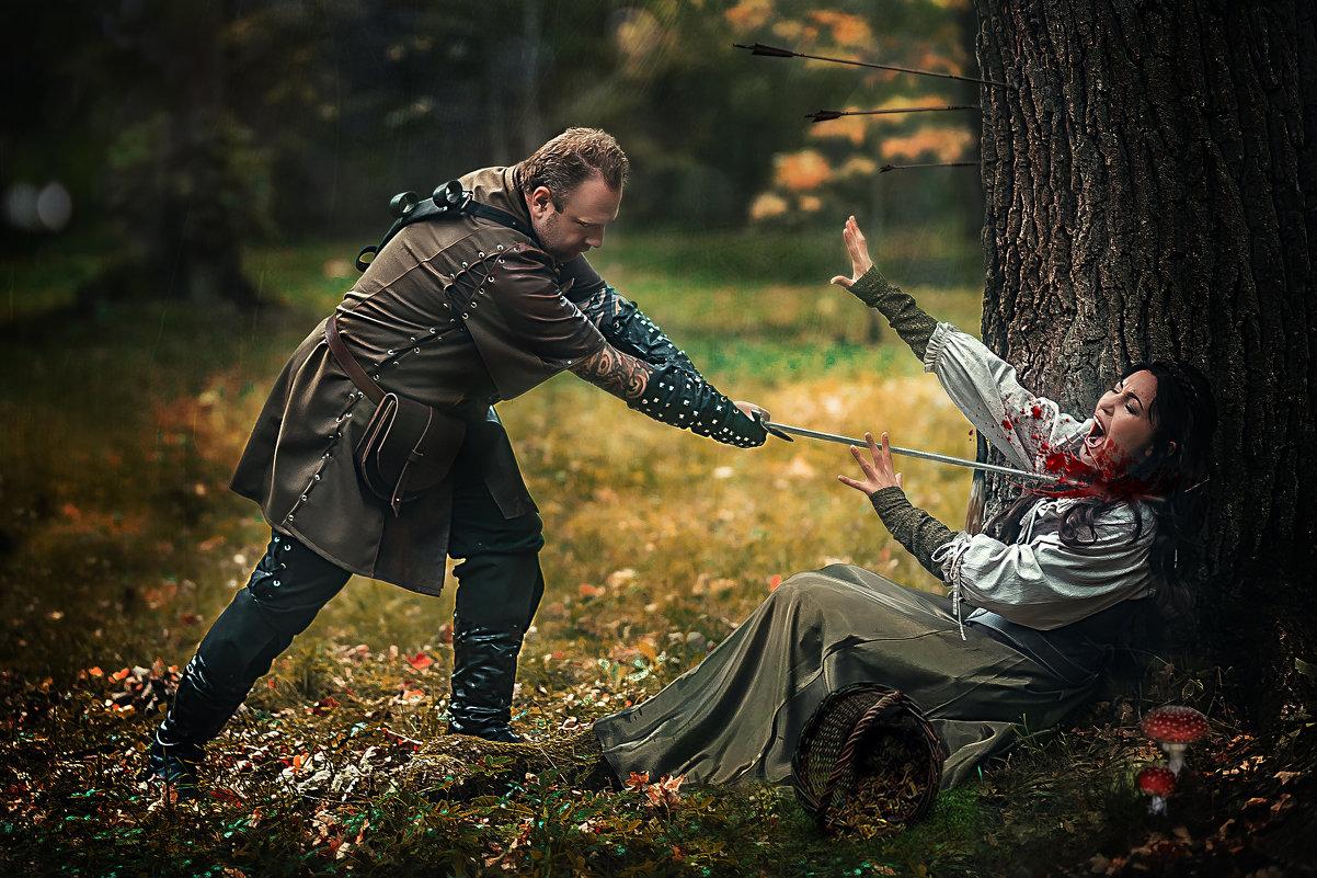 Жизнь средневековья ..... - Виктор Седов