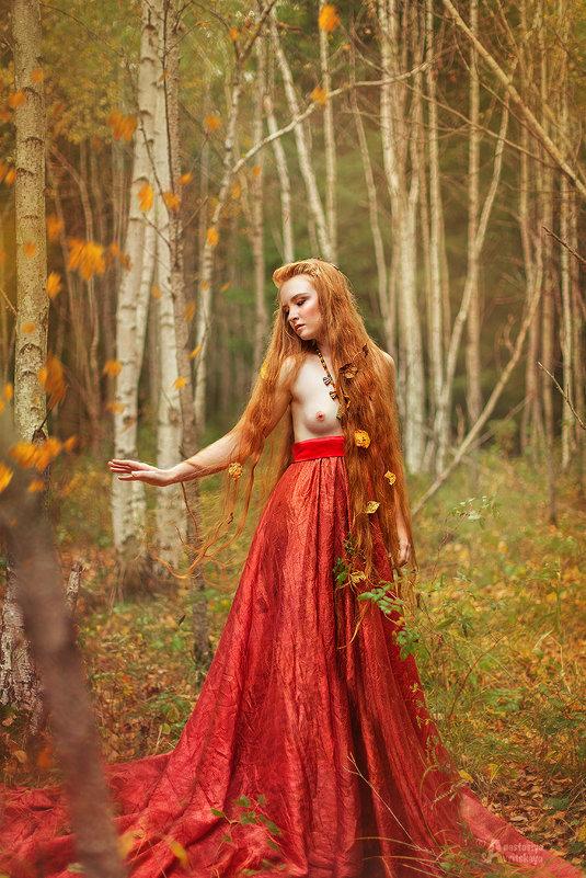 Осень - Анастасия