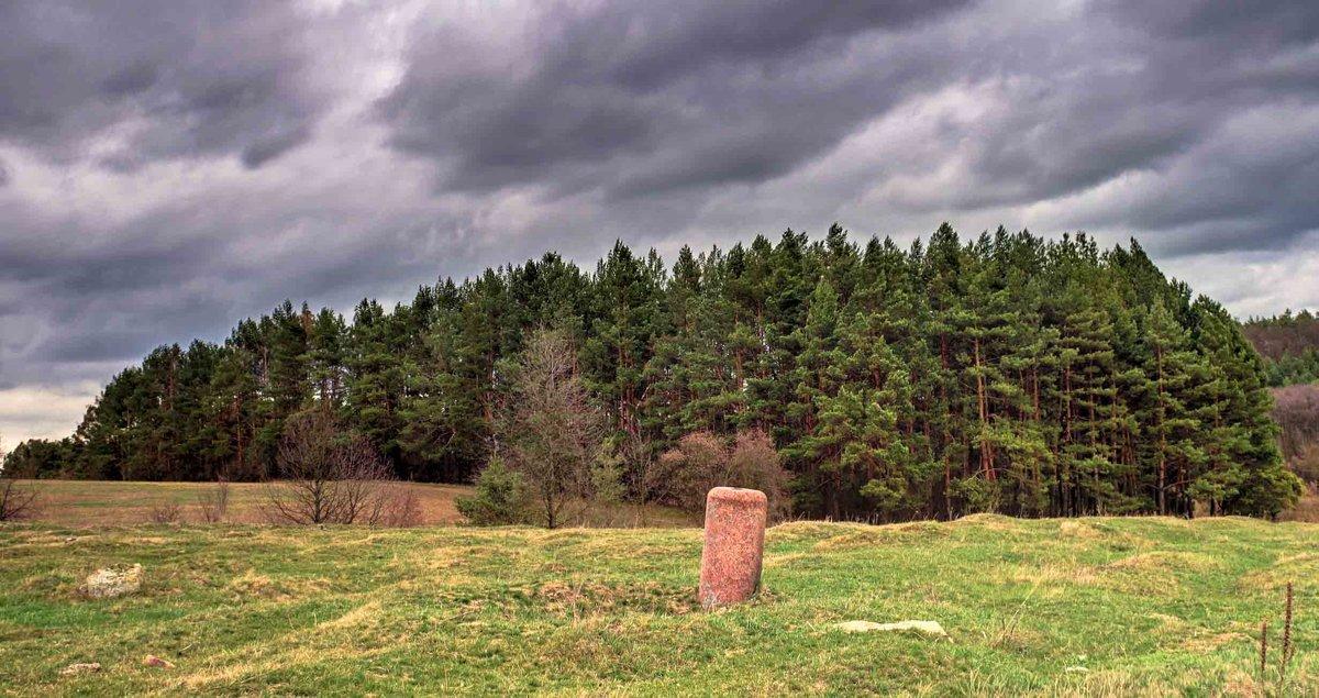 ...заброшенное еврейское кладбище - юрий иванов