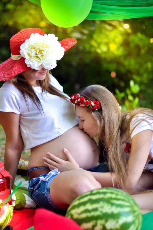 Две сестры)) - Марина