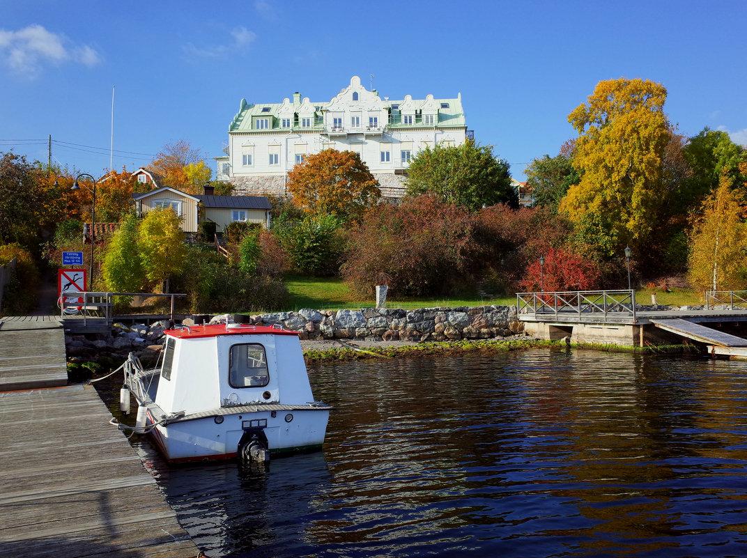 "Hotel ""Dalarö"" - Swetlana V"