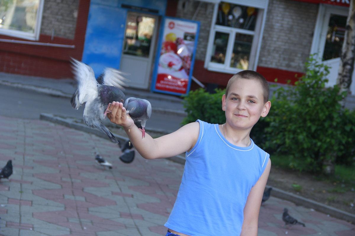 Птички - Юлия Руденко