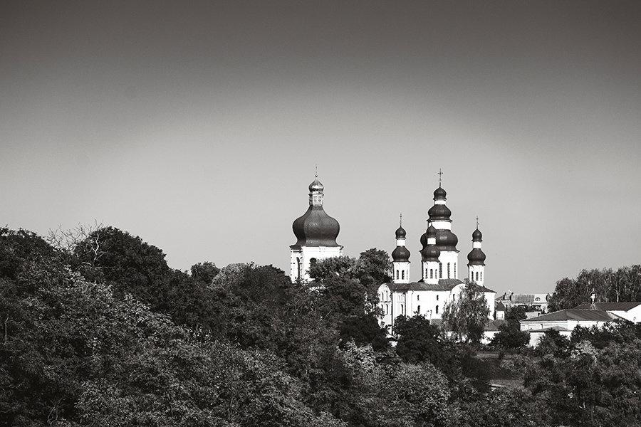 Елецкий монастырь. - Андрий Майковский