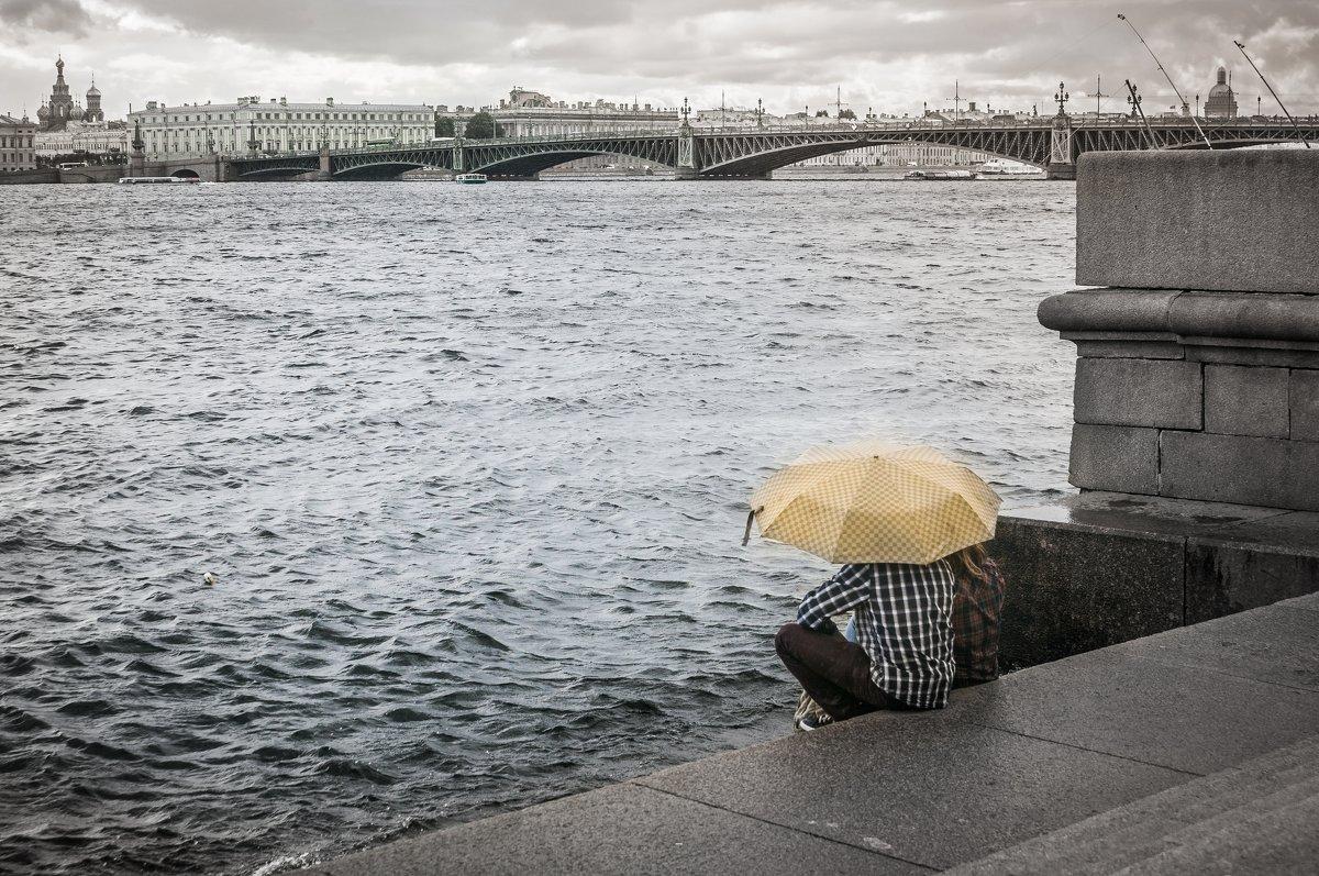 Дождь над Невой - Алексей Кошелев