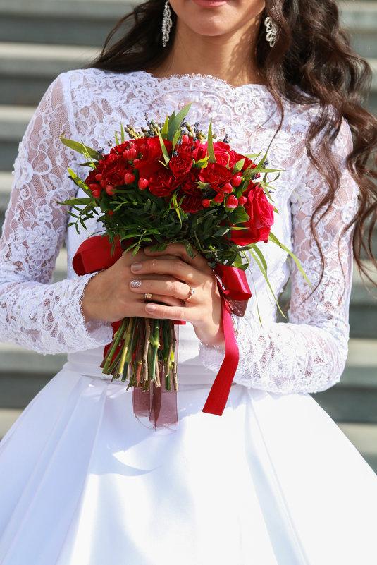 букет невесты - Наташа Агафонова