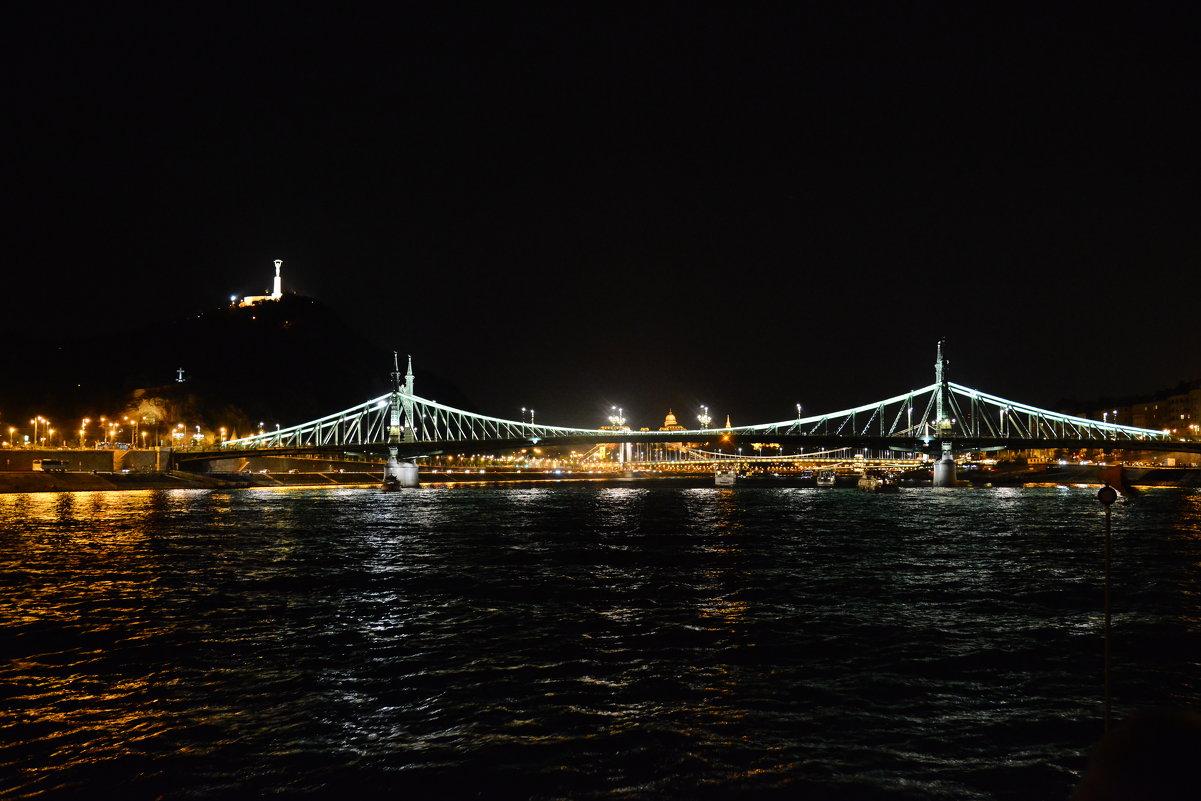 Ночной Дунай - mihail