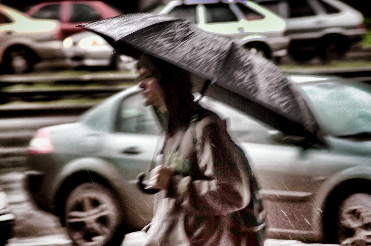 Дождь в городе - Albina