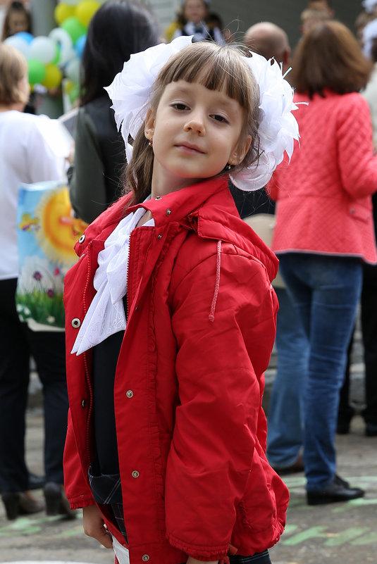 Маша идет в первый класс - Sasha Teslin