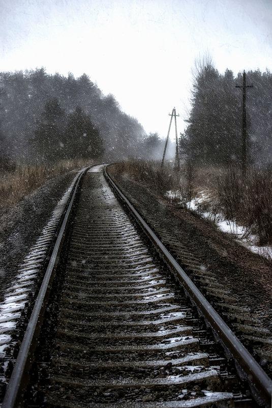 Снежный март - Алексей Румянцев