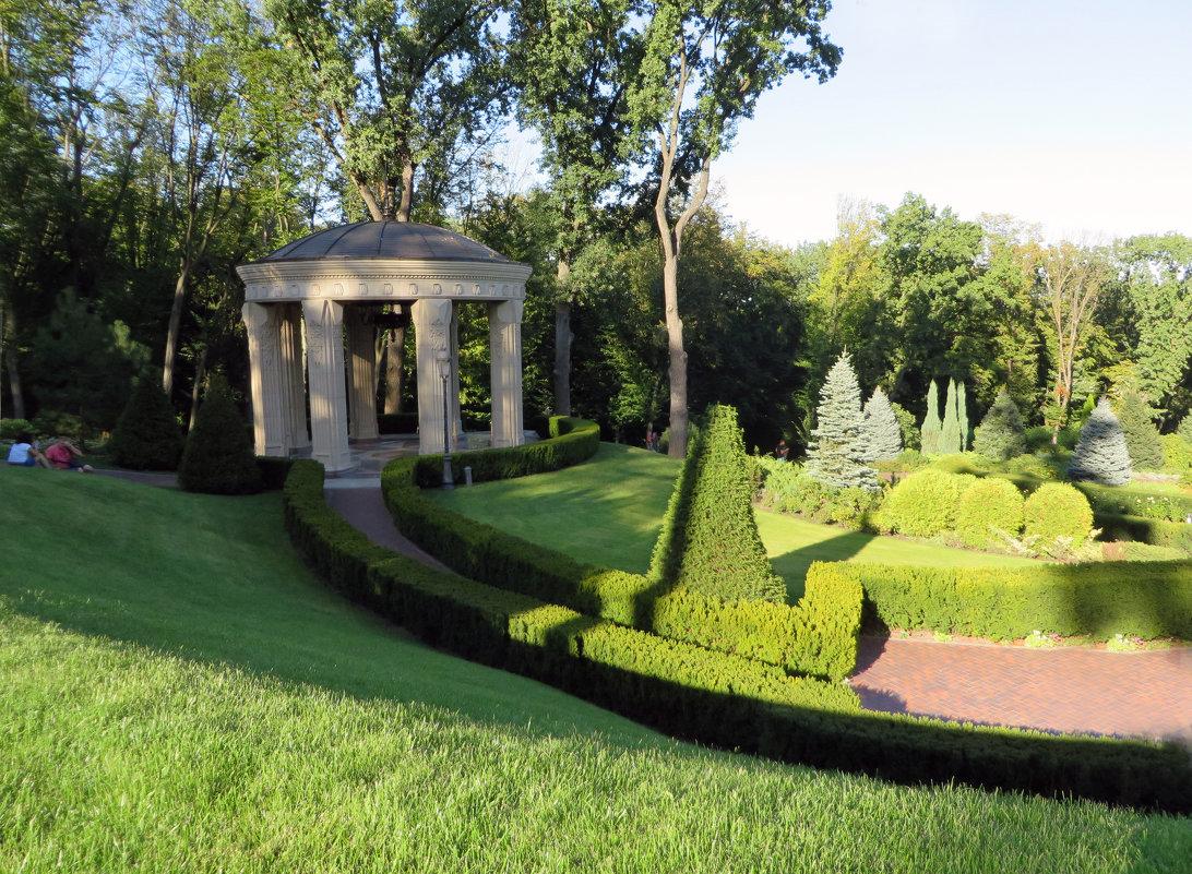 Место для отдыха - Наталья Джикидзе (Берёзина)