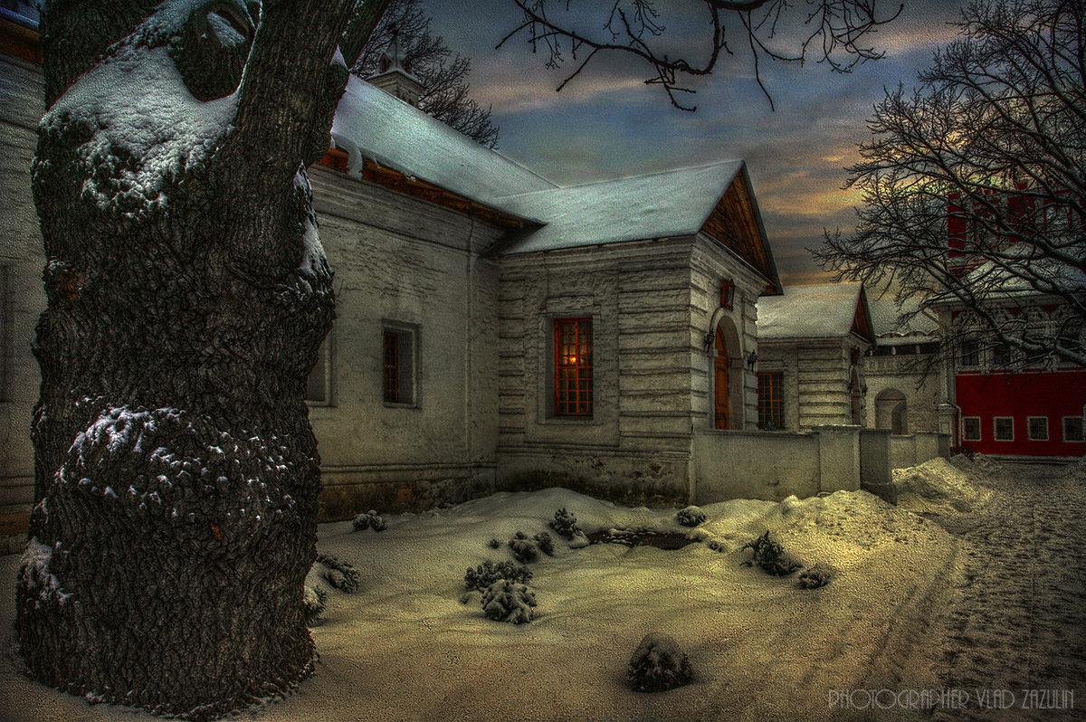 Зимний вечер.. - Vlad Moscow