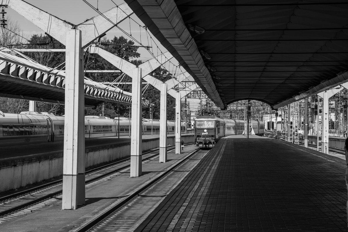 На вокзале - Elena Ignatova