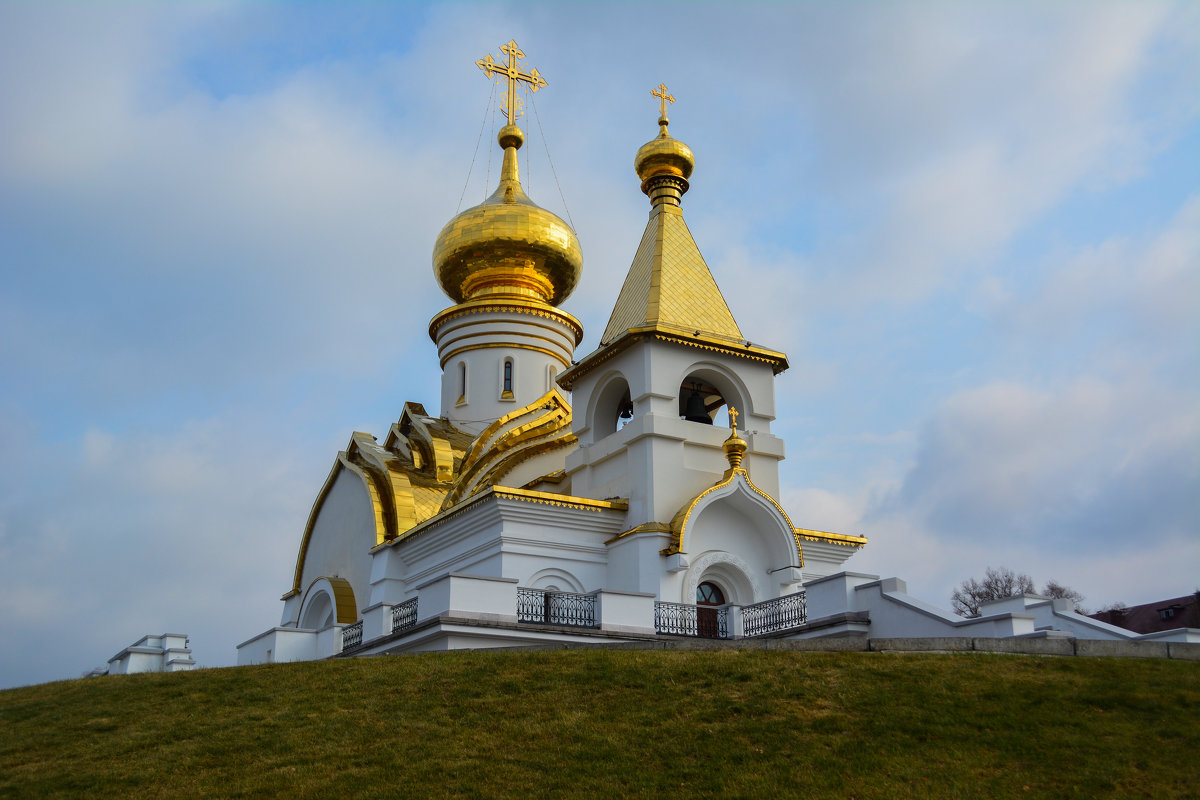 Храм Преподобного Серафима Саровского г. Хабаровск - Маргарита Байцаева